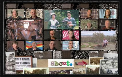 Wangaratta Digital Quilt home page