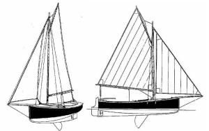 Example of a Couta Boat