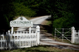 Entrance to Collingrove
