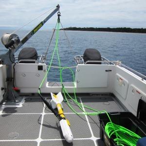 The Geometrics G882 Marine Magnetometer