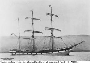 Image 3: The Cambus Wallace - courtesy John Oxley Library