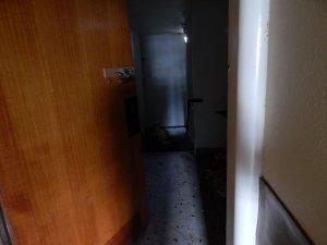 Stairwell inside C-Ward