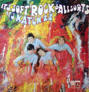 LP Record 'Its Soft Rock & Allsorts' by Katch 22, Willow Court