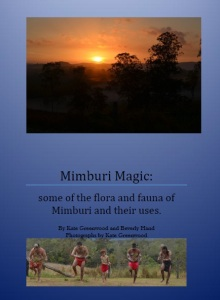 Mimburi Magic book Cover