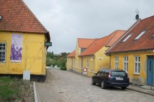 The museum at Kalundborg